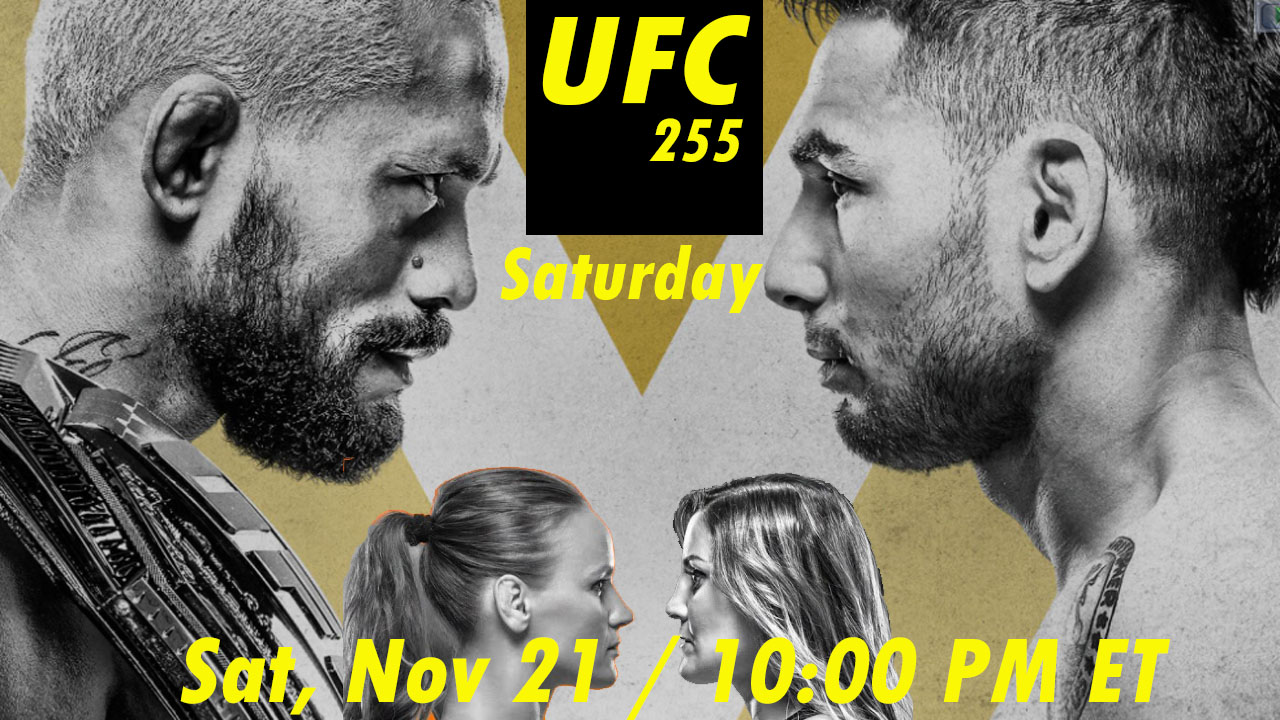 UFC 255, Figueiredo vs Perez Live Stream on Reddit, Youtube, HD TV