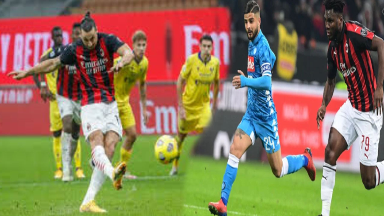Napoli vs AC Milan Live Stream, SOCCER, Reddit, Watch, Online TV