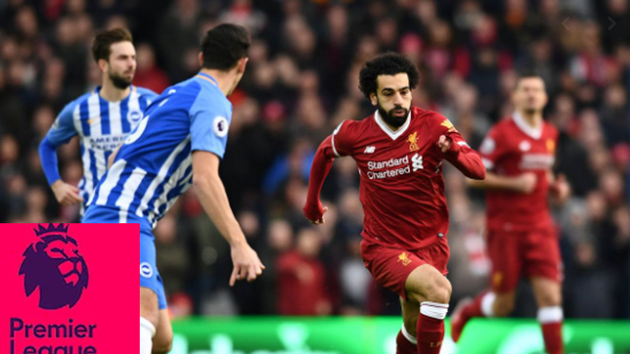 Brighton vs Liverpool Live Stream,EPL,SOCCER, Reddit, Watch, HD TV
