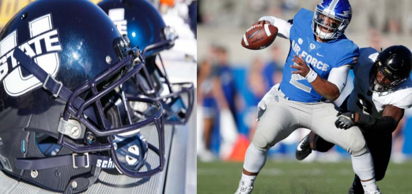 Air Force vs Utah State Live Stream, NCAA Football, Watch Online TV