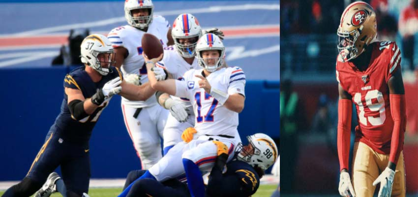 Bills vs 49ers Live Streaming, NFL WEEK 13, Watch, Online TV