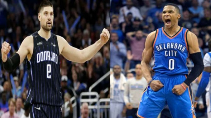 Thunder vs Magic Live, How To Watch, TV Channel, Kick-off, Venue