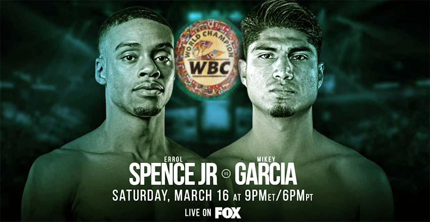 Garcia vs Spence Live Stream, Fox PPV Boxing, Reddit, Watch, HD TV