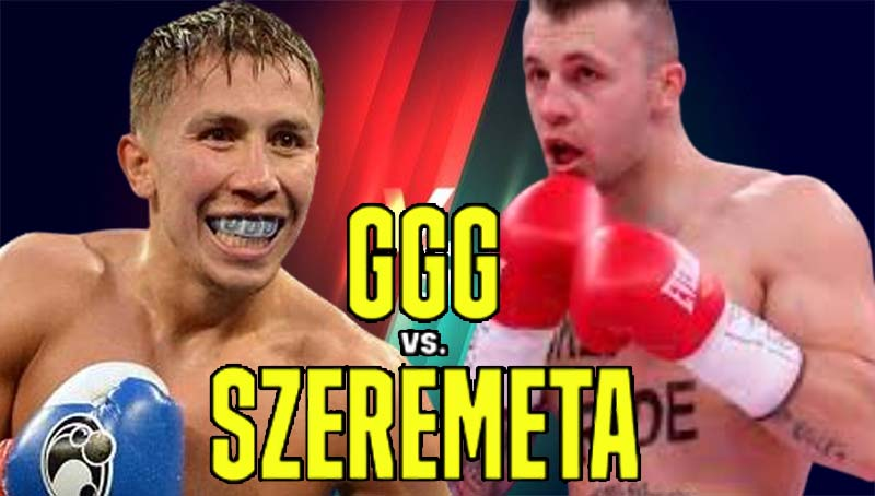 Golovkin vs Szeremeta Live Stream, DAZN PPV Boxing, Reddit, Watch TV