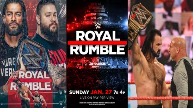 WWE Royal Rumble 2021 Live, How to Watch, Live Stream, Date, Venue