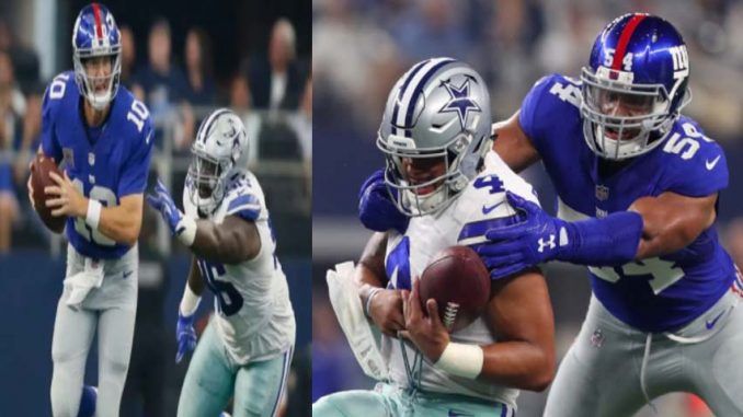 Cowboys vs Giants Live, How to Watch, NFL WEEK 17, Online HD TV
