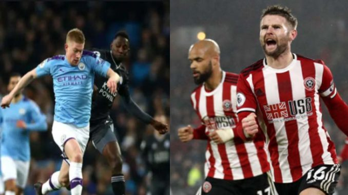 Man City vs Sheffield Live, How To Watch, EPL Football, Online TV