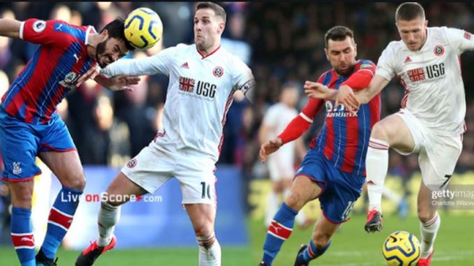 Crystal Palace vs Sheffield Live, How to Watch, EPL Football, Online TV