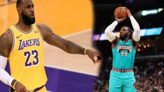 Lakers vs Grizzlies Live, How To Watch, TV Channel, Kick-off, Venue
