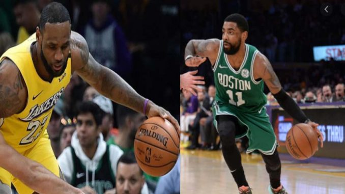 Lakers vs Celtics Live, How To Watch NBA, TV Channel, Kick-off