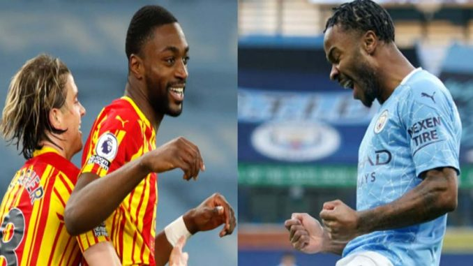 Man City vs West Brom Live, How To Watch, EPL Football, Online TV