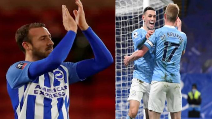 Man City vs Brighton Live, How To Watch, EPL Football, Online TV