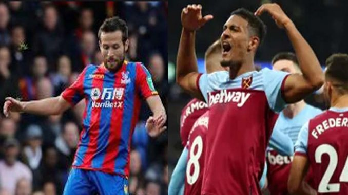 Crystal Palace vs West Ham Live, How To Watch, EPL Football, Online TV