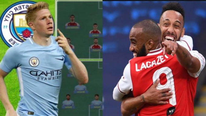 Arsenal vs Man City Live, How To Watch, EPL Football, Online TV