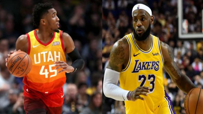 Lakers vs Jazz Live, How To Watch NBA on online, TV Channel