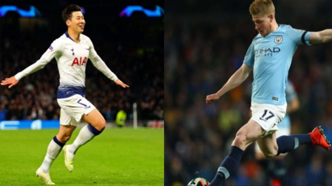 Man City vs Tottenham Live, How To Watch, EPL Football, Online TV
