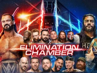 WWE Elimination Chamber 2021, How to Watch, Live Stream, TV Channel