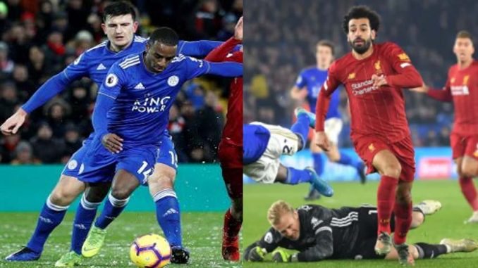 Liverpool vs Leicester Live, How To Watch, EPL Football, Online TV