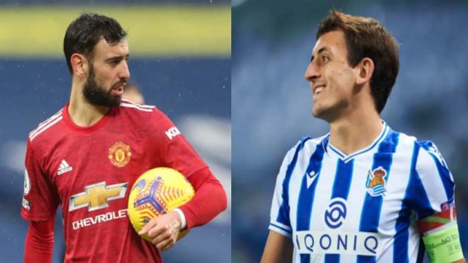 Man Utd vs Real Sociedad Live, How To Watch, UCL Football, Online TV
