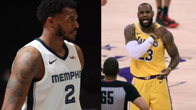 Lakers vs Grizzlies Live, How To Watch NBA, TV Channel, Start Time