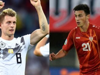 Germany vs North Macedonia Live, How To Watch, World Cup Qualifier, Online TV