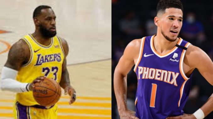 Lakers vs Suns: How To Watch, Live Stream, TV Channel