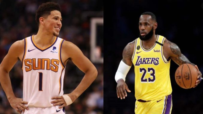 Lakers vs Suns Live, How To Watch NBA on online, TV Channel