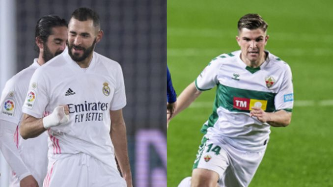 Real Madrid vs Elche Live, How To Watch, LaLiga Football, Online TV