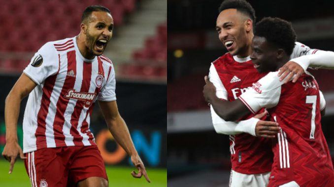 Arsenal vs Olympiacos Live, How To Watch, Europa League, Online TV