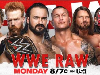 WWE RAW 2021 Live, How to Watch, Live Stream, Start Time, TV Channel