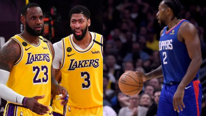 Lakers vs Clippers: How To Watch NBA 2021, Live Stream, TV Channel