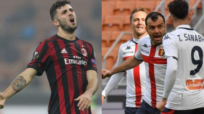 AC Milan vs Genoa Live, How To Watch, Serie A, Online TV