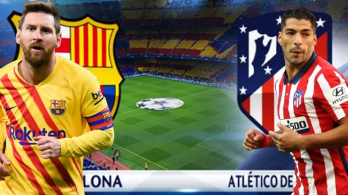 Barcelona vs Atletico Madrid Live, How To Watch, Laliga, Online TV
