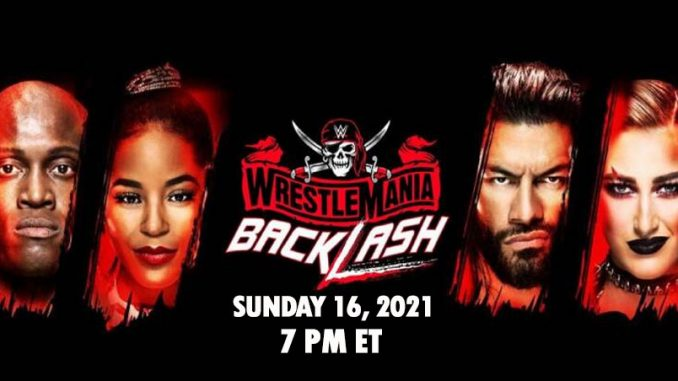 WWE Backlash 2021, How to Watch, Live Stream, Online TV