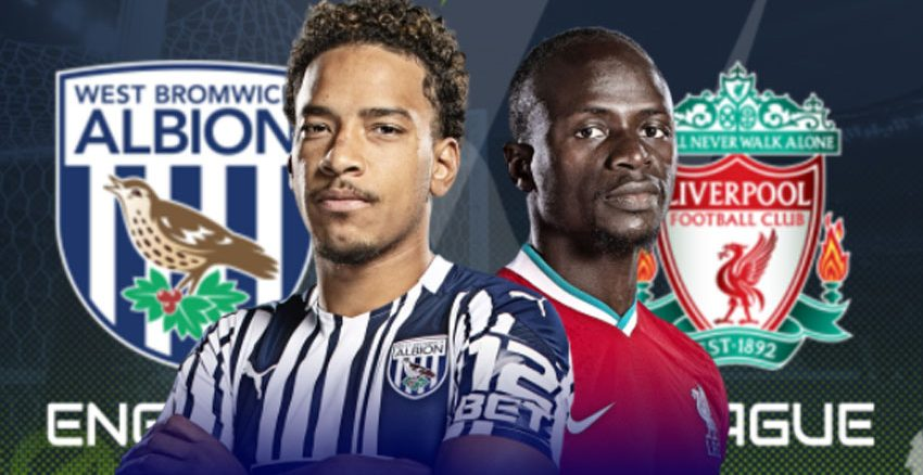 West Brom vs Liverpool Live, How To Watch, Premier League, Online TV