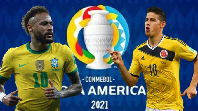 Brazil vs Colombia Live, How To Watch, Copa America, Online TV