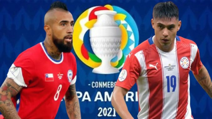 Chile vs Paraguay Live, How To Watch, Copa America, Online TV