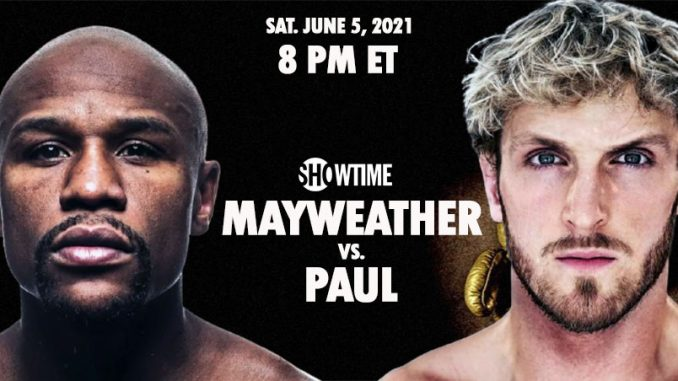 Mayweather vs Paul Live, How To Watch, Showtime Boxing, HD TV