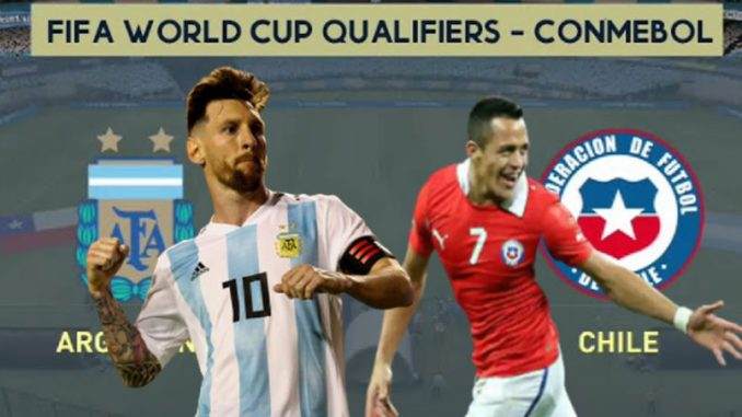 Argentina vs Chile Live, How To Watch, World Cup, Online TV