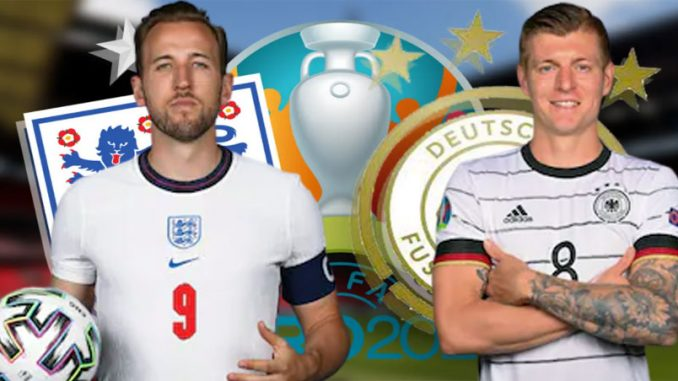 England vs Germany Live, How To Watch, Euro Cup, Online TV