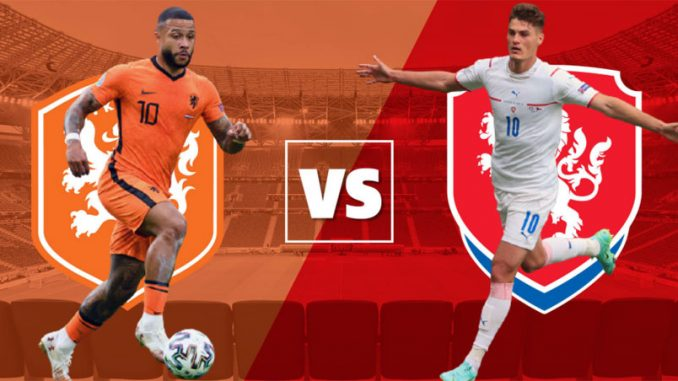 Netherlands vs Czech Republic Live, How To Watch, Euro Cup, Online TV