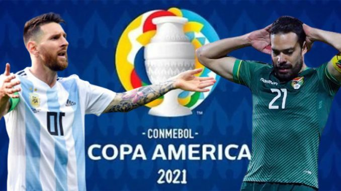 Argentina vs Bolivia Live, How To Watch, Copa America, Online TV