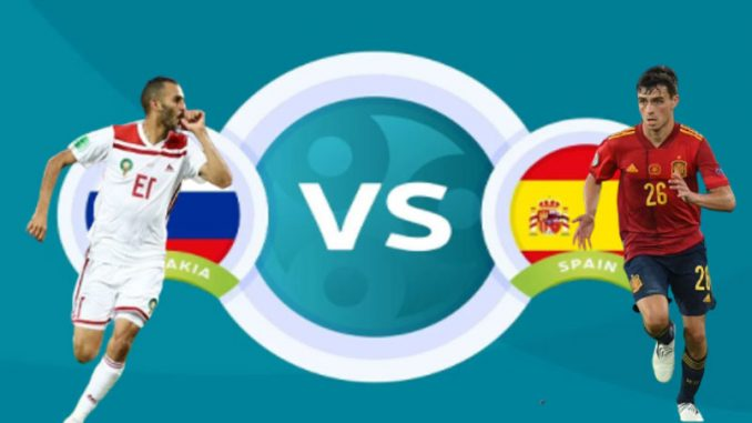 Spain vs Slovakia Live, How To Watch, Euro Cup, Online TV