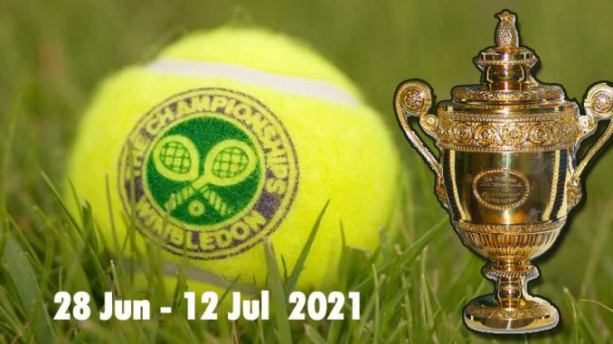 Wimbledon 2021: Live Stream, How to Watch, TV Channel