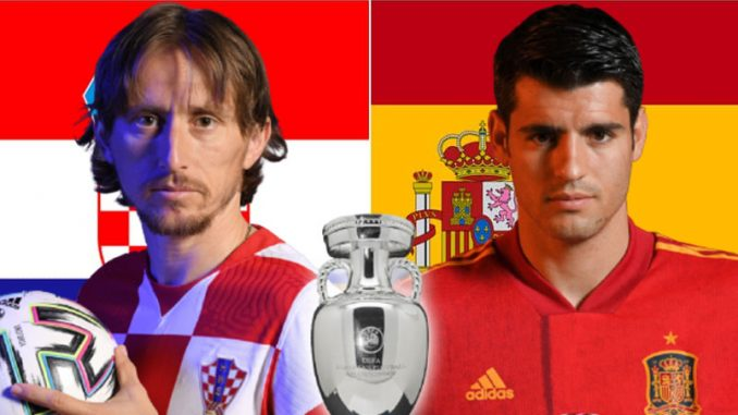 Croatia vs Spain Live, How To Watch, Euro Cup, Online TV