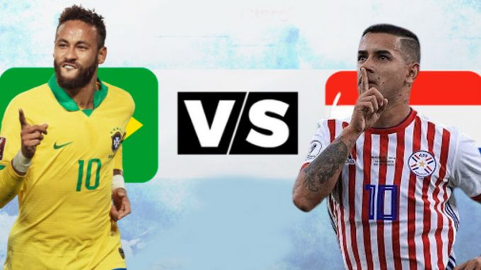 Brazil vs Paraguay Live, How To Watch, World Cup Qualifiers, Online TV