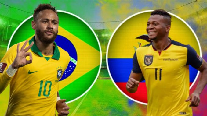 Brazil vs Ecuador Live, How To Watch, World Cup Qualifiers, Online TV