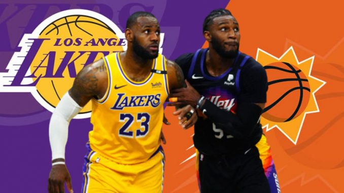 Suns vs Lakers Live, How To Watch NBA Play-offs, Online TV