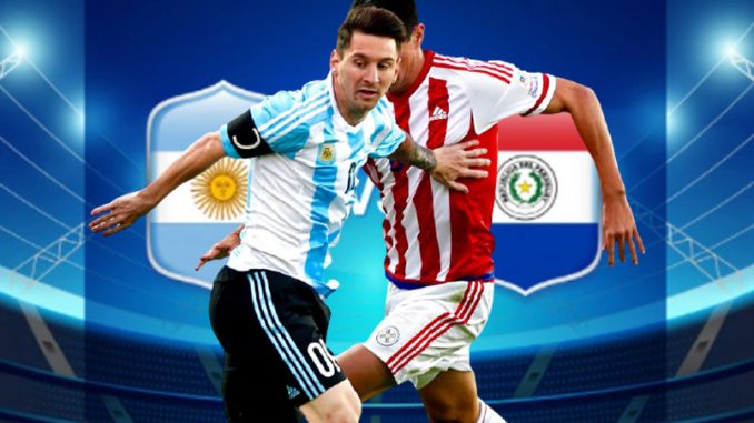 Argentina vs Paraguay Live, How To Watch, Copa America, Online TV