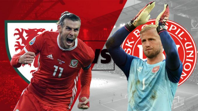 Wales vs Denmark Live, How To Watch, Euro Cup, Online TV